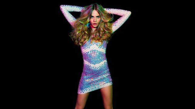 Top Model y sucesora de Kate Moss.