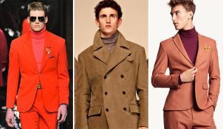 La elegancia masculina en las pasarelas y en las calles