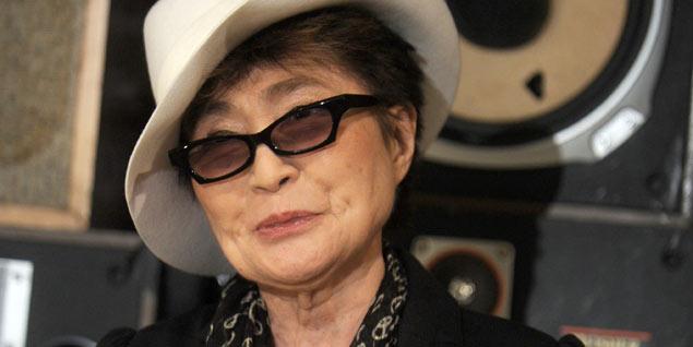 Yoko sigue creando