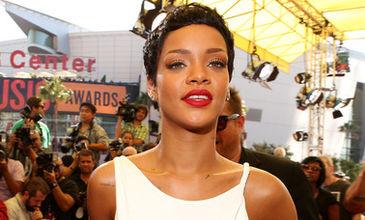 Rihanna; protagónica televisiva