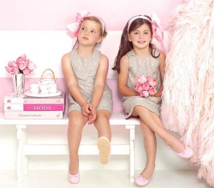 Nuevos estilos en moda infantil