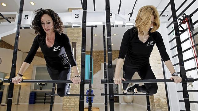 Nueva moda para realizar ejercicios