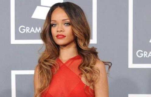 Rihanna formó parte de la Fashion Week de London