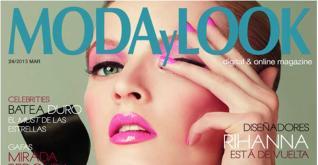 Una revista de moda femenina online