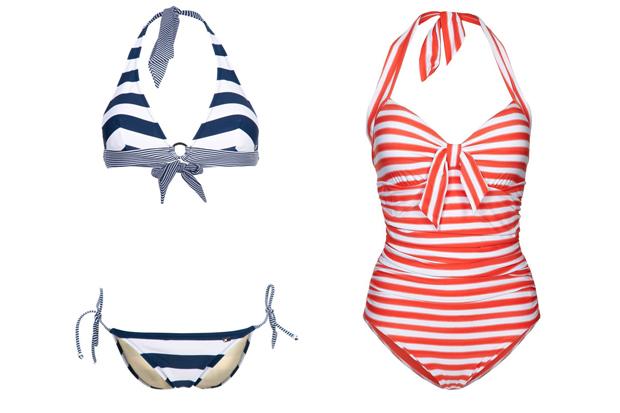 Bikini vs. bañador