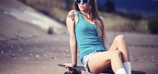 skate mujer
